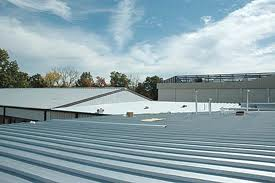 Commercial metal roof replacement, metal roofing installation, new york metal roofers