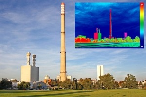 thermal imaging, heat loss imaging, roof scan, roof maintenance plan