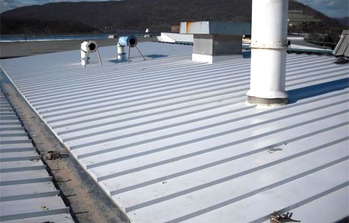 Metal Roof Repair & Maintenance, metal roof restoration, metal roof screw tune-ups