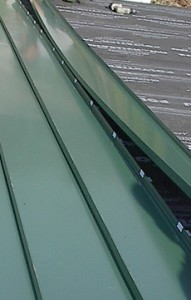 Industrial Metal Roofing New York - New Jersey - Connecticut