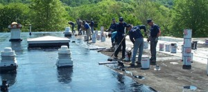 Flat Roof Repair, Industrial Roofing Massachusetts, Amherst commercial Roofing