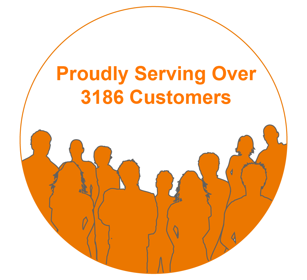 Number Of Customers Served: 318
