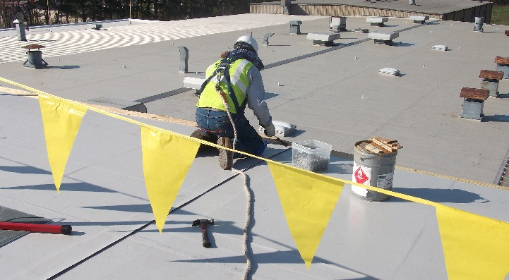 Industrial Roofing in Wappingers Falls, New York & Amhurst, MA