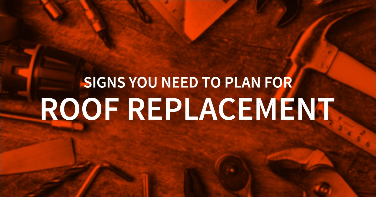 Signs you need to plan for roof replacement