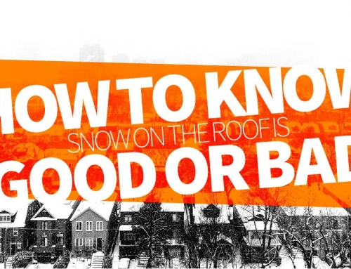 How To Know Snow On The Roof Is Good Or Bad