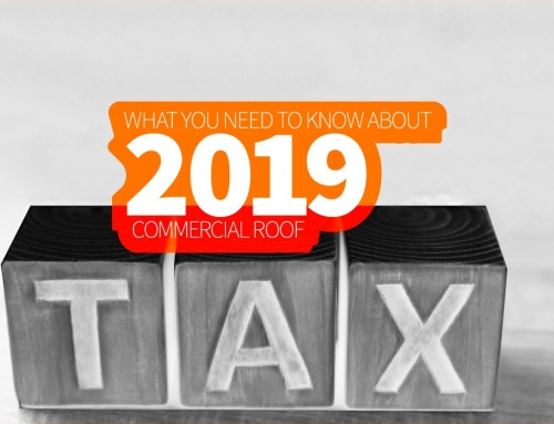 What You Need To Know About 2019 Commercial Roof Tax