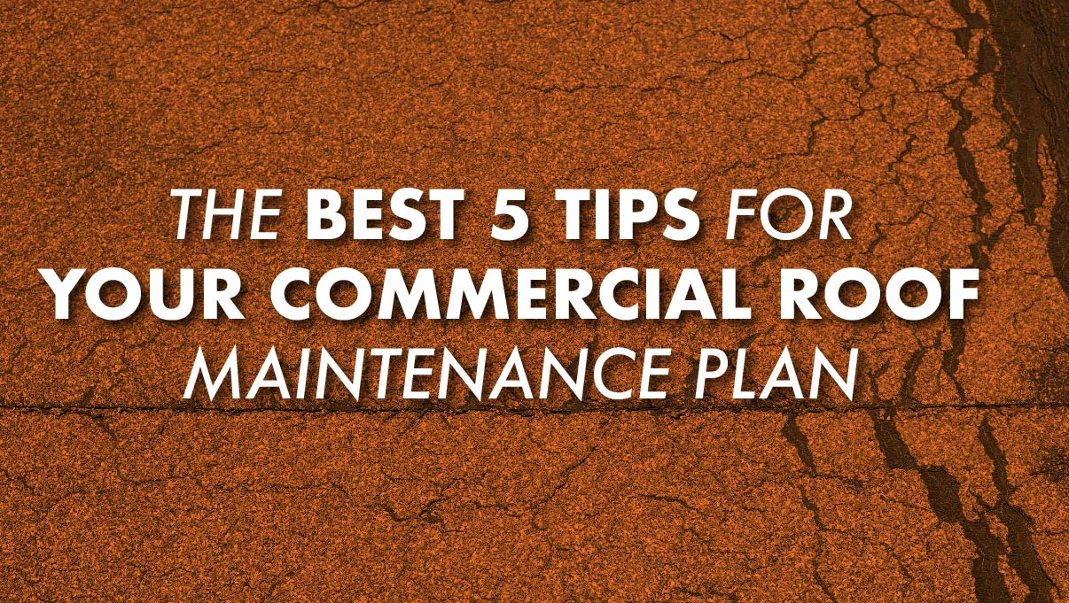 The Best 5 Tips For Your Commercial Roof Maintenance Plan
