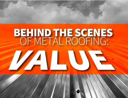 Behind The Scenes Of Metal Roofing: Value