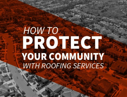 How To Protect Your Community With Roofing Services