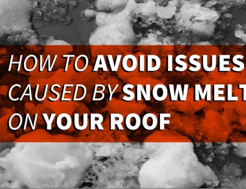 How To Avoid Issues Caused By Snow Melting On Your Roof
