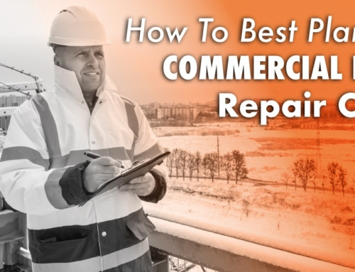 How To Best Plan For Commercial Roof Repair Costs